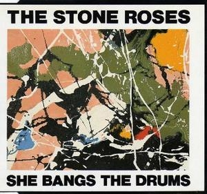 She Bangs The Drums [CDS]