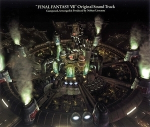 Final Fantasy Vii Original Sound Track [disc 4]