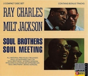 Soul Brothers, Soul Meeting, disc 2