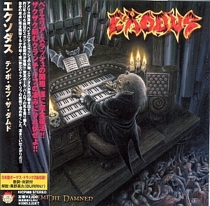 Tempo Of The Damned (Japan)