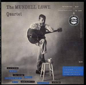 The Mundell Lowe Quartet