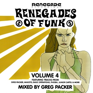 Renegades Of Funk Vol.4 mixed by Greg Packer