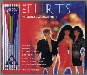 Physical Attraction (Best Of) (CD3)