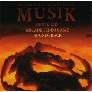 Mortal Kombat Musik: Mk3 & Mk4 Arcade Video Game Soundtrack