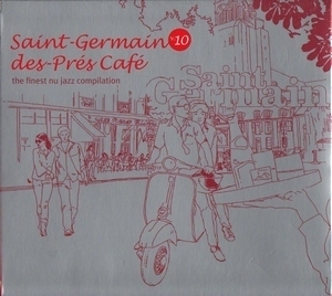 Saint-Germain-Des-Pres Cafe 10 (CD2)