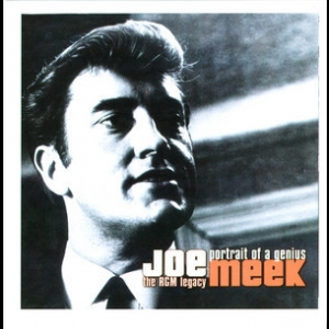 Joe Meek: Portrait Of A Genius - The Rgm Legacy (CD3) (castle Music Cmxbx783)