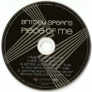 Piece Of Me [CDS]