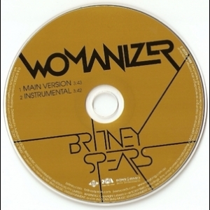 Womanizer (5'' Cds1 - Australia)