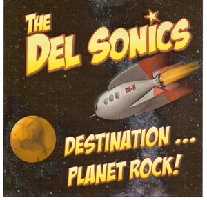 Destination....planet Rock!