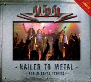 Nailed To Metal...The Missing Tracks