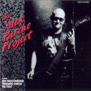 The Alex Parche Project (Japanesse Edition TECX-25598)