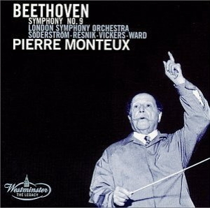 Symphony No. 9 In D Minor, Op. 125 'Choral' - Monteux