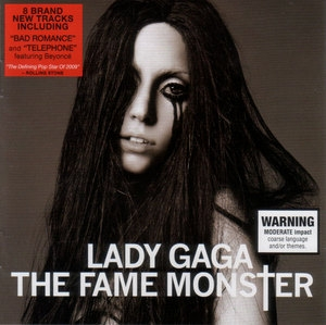 The Fame Monster (australian Explicit)