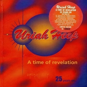 A Time Of Revelation (CD1)