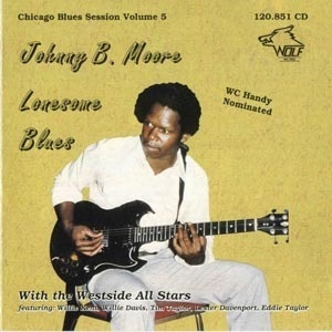 [vol.05] Johnny B Moore (lonesome Blues)