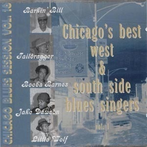 [vol.16] Chicago's Best West & South Side Blues Singers