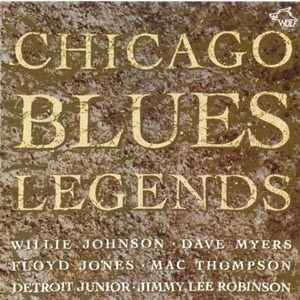 [vol.17] Chicago Blues Legends