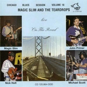 [vol.18] Magic Slim & The Teardrops: Live On The Road
