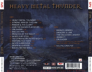 Heavy Metal Thunder (CD2)