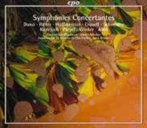 Konzertante Sinfonien Cd3