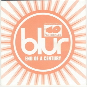 End Of A Century 12-2698-2 (Spanish Promo) [CDS]