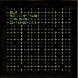 Music Is My Radar CDFOODDJ135 (UK Promo) [CDS]