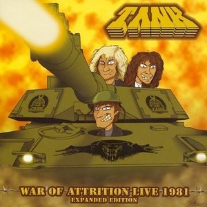 War Of Attrition Live 1981 (Remastered 2007)