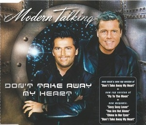 Don't Take Away My Heart [CDS]