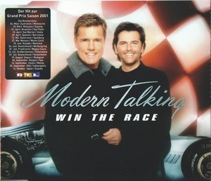 Win The Race [CDS]