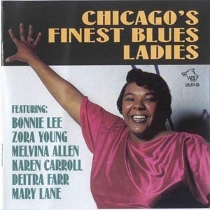 [vol.28] Chicago's Finest Blues Ladies