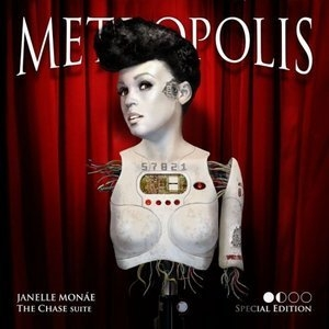 Metropolis: The Chase Suite [EP]