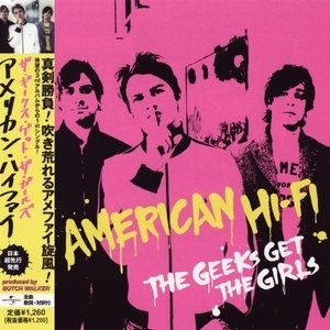 The Geeks Get The Girls [Japanese Single]