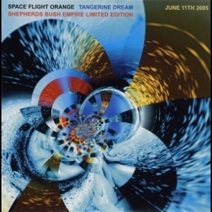 Space Flight Orange [CDS]