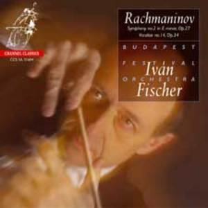 Symphony No.2 Vocalise - Budapest Festival Orchestra Ivan Fischer - 2004 (channel Classics)
