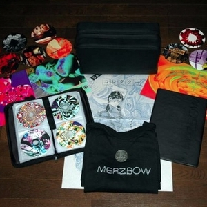 Merzbox (CD15) Dying Mapa Tapes 1-2