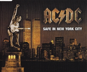 Safe In New York City [CDS]