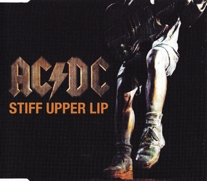 Stiff Upper Lip [CDS]