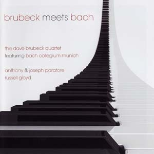 Brubeck Meets Bach (2CD)