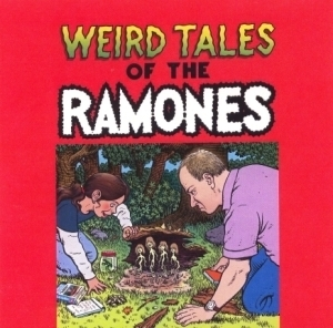 Weird Tales Of The Ramones CD 2