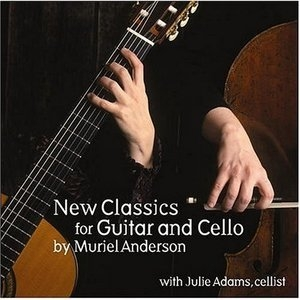 New Classics for Guitar and Cello