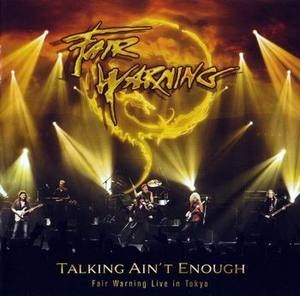 Talking Ain't Enough (CD1)