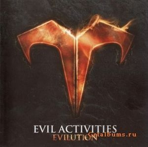 Evilution Cd1