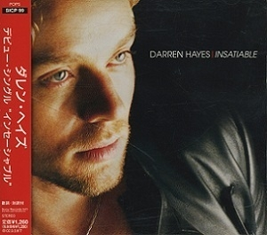 Insatiable (Japanese Edition) [CDS]