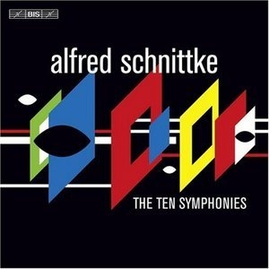 The Ten Symphonies (CD1)