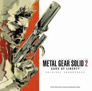 Metal Gear Solid 2: Sons Of Liberty (US Re-print)
