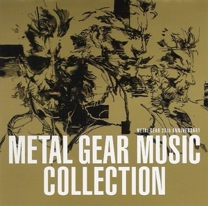 Metal Gear 20th Anniversary Music Collection
