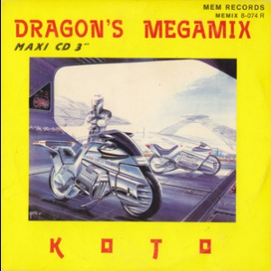 Dragon's Megamix [CDS]