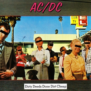 Dirty Deeds Done Dirt Cheap 1976 (Atco 7567-92414-2 Remaster 1994)