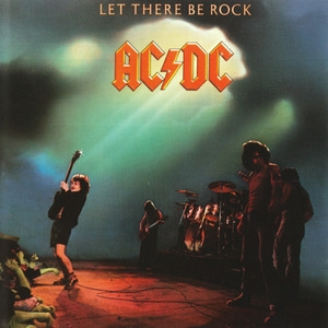 Let There Be Rock 1977 (ATCO 36-151-2 USA)