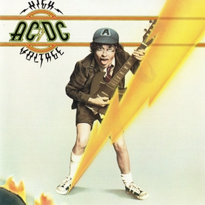 High Voltage 1976 (ATCO 7567-90410-2 Germany)